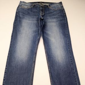 Banana Republic Girlfriend Jeans Distressed 32/14